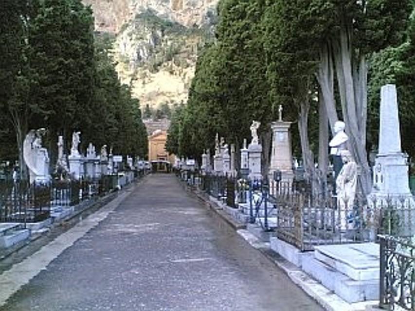 cimiteri di Palermo